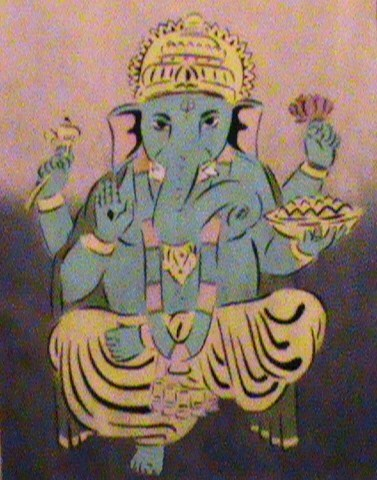 ganesh elephant god