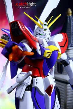 2012.01.20 1/100 MG Burning/God Gundam