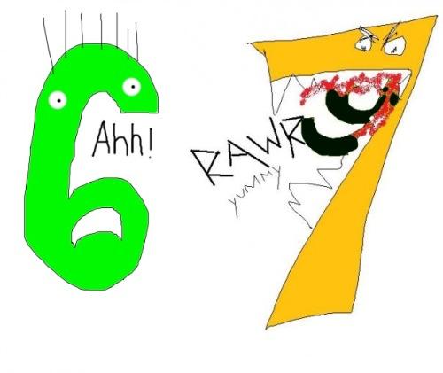 Seven Ate Nine On Tumblr