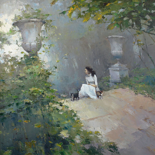 art-and-dream:  Ary painting wonderful by Alexi Zaitsev was born in 1959 in Ryazan, Russia