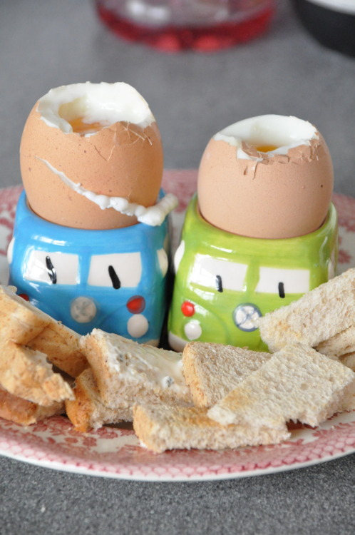 Gizzi Erskine's Perfect Boiled Eggs