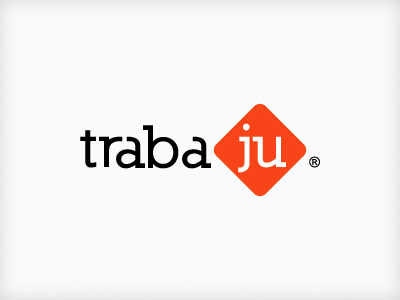 And here it is: Trabaju Logo!