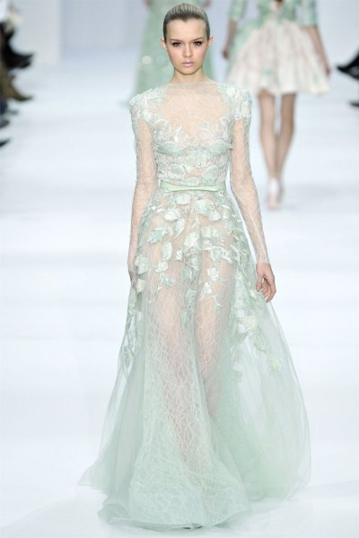 fashion-ocd:   Elie Saab Haute Couture Spring 2012