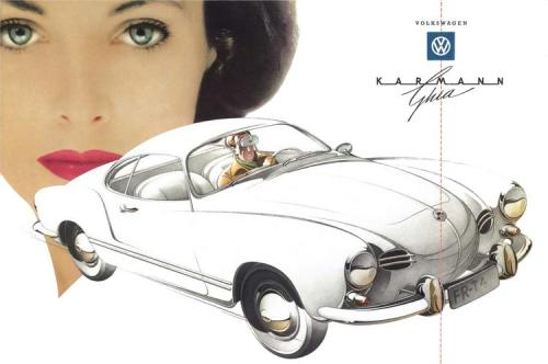 VW needs to bring back this one. nostalgiarama:  German engineering… already back to full strength after WW2.