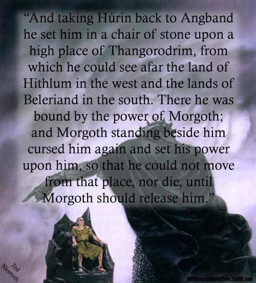 - About Húrin and Melkor, The Children of Húrin, The Words of Húrin and Morgoth Who are Morgoth and Húrin?