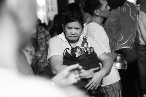 Feast of the Sto Nino de Tondo, January 15, 2012