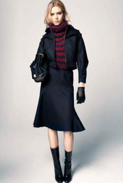 Super-Bowl worthy red and blue styles from Marc Jacobs, Gucci, Rag & Bone, and more, in this week's Style Hunter.