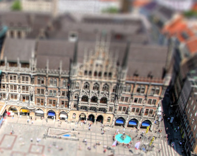 Mini Munich | Munich, Germany© Automatt