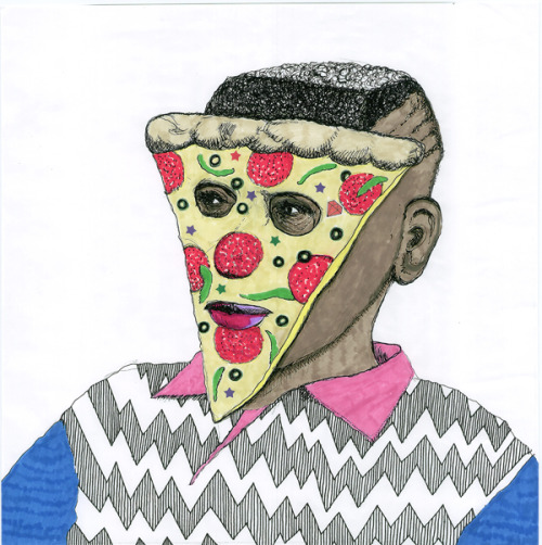 "ofp:  (via Chocolate Robots ""Pizza Face"" 