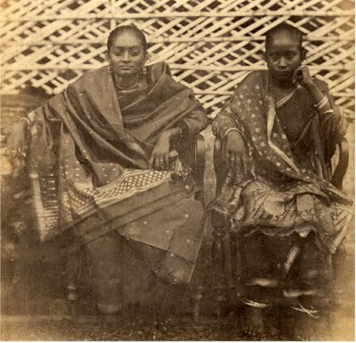 Photograph_of_Indian_Ladies_-1860's