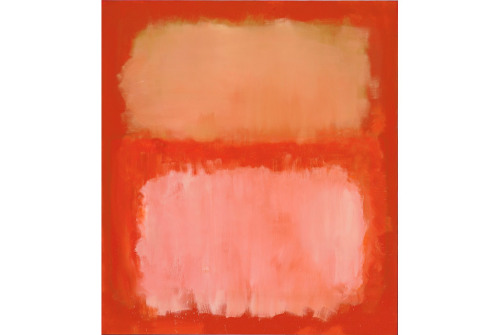 thepacegallery:   Mark Rothko (1903-1970), Untitled, signed and dated 'MARK ROTHKO 1955' (on the reverse), oil on canvas, 69¼ x 61¾in. (175.8 x 157cm.). Painted in 1955. Christie's Images Ltd 2012. (via Rothko & The Abstractionists: First major canvas by Rothko at a London auction in a decade)