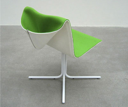 (via 15 Creative and Unusual Chairs)