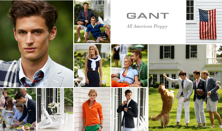 gant1949:  All American Preppy