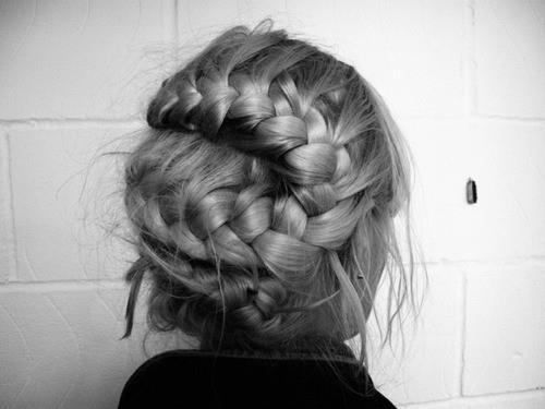 Can't wait for my hair to be long enough to do this.
