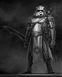 Samurai Storm Trooper (Archer)