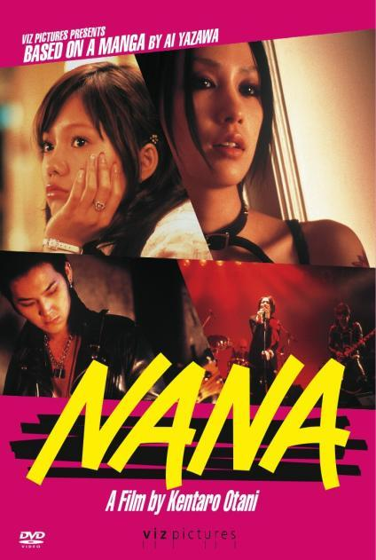 "So NANA is pretty much my favorite move ever and I could watch it over and over again. The movie circles around two friends who are both named ""NANA"" the two meet by coincidence and become great friends despite their obvious differences. This is a great movie to watch with your best friend because it reminds you how strong a bond between friends can be. It's also jam packed with lots of romantic drama which makes this a perfect chick flick. Oh, and if you don't speak Japanese then sure to watch it with subtitles."