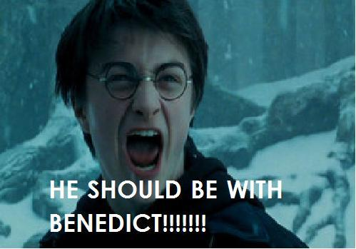 consultingcriminaldetective:  Even Harry freaking Potter agrees.