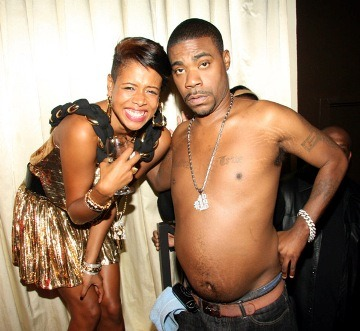 Kelis + Tracy Morgan
