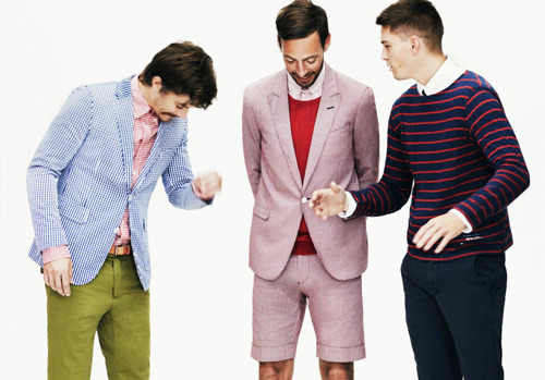 GANT Rugger Spring/Summer 2012 collection now available.