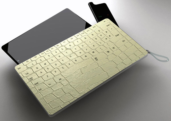 (via PC Digital Skin Tablet Keyboard and Cover Concept by Sono Mocci » Yanko Design)