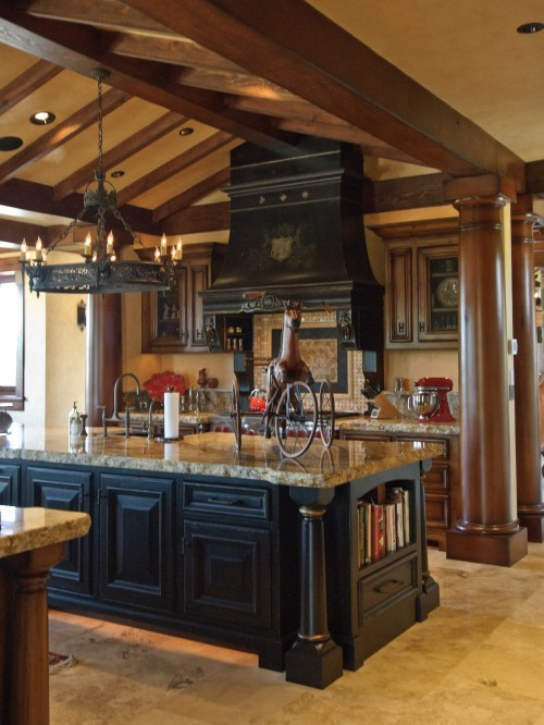 handcraftedinvirginia:  I use my kitchen so that thing on the island is ridiculous, but regardless love this