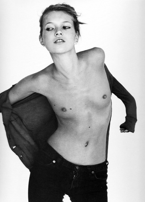 Kate Moss by Corinne Day To Natacha
