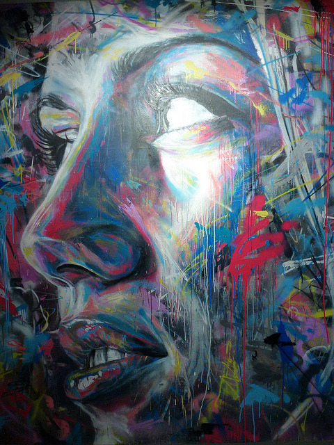 David Walker, Brides On Fire photo by paul nine-o