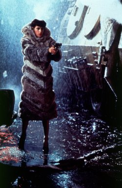 "Sean Young as Rachael in ""Blade Runner""."