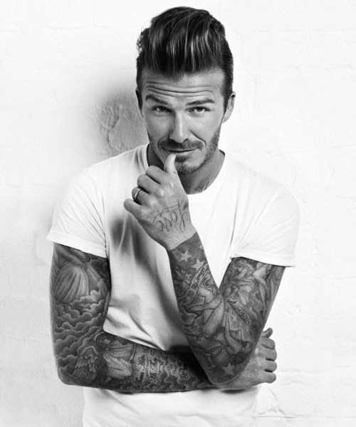 yellowasian:  David Beckham | Men's Health  Hey good lookin'…