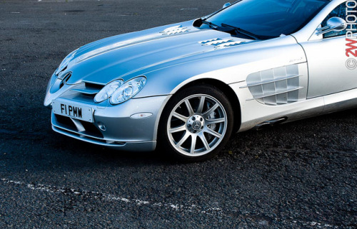 Mercedes-Benz SLR McLaren on Flickr.Via Flickr: Masters & Top Hat Festival, Donington Park 3-4 September 2011