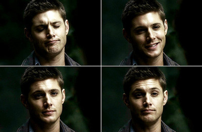 youngloveisruthless:  Dean's faces