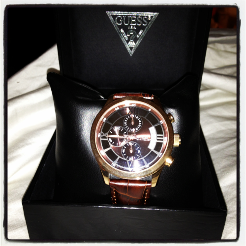 New Watch Alert!
