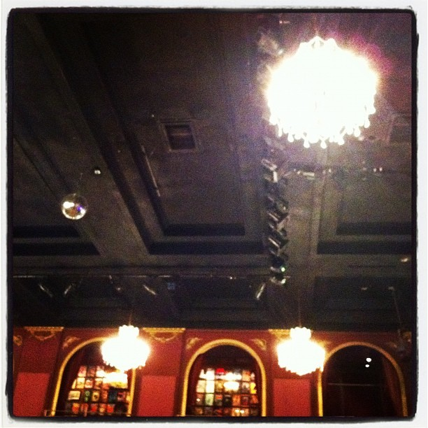The Fillmore. San Francisco. Allstar Weekend. Get it.  (Taken with instagram)