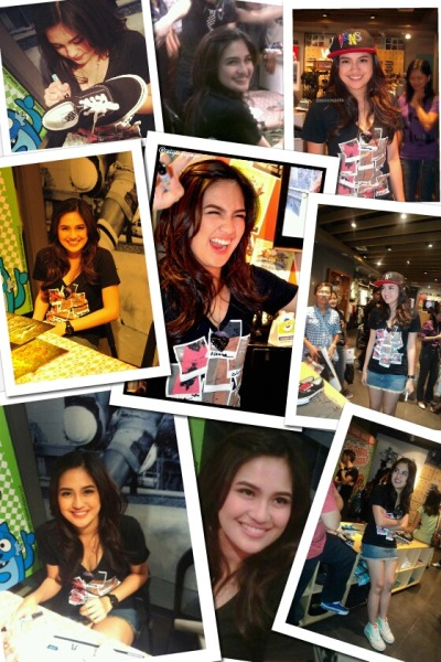 "Julie Anne San Jose ""THE NEW VANS GIRL""  *Credits to all the photos ive used*"