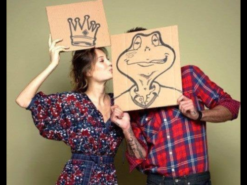 If you will be my frog I'll be your princess, we could live together forever. I love you and I would do anything for you in a heartbeat. Even if it ment the dirty jobs, like trust. Witch is something she could never do for you. Let me show you how great life can be, if you let it be.