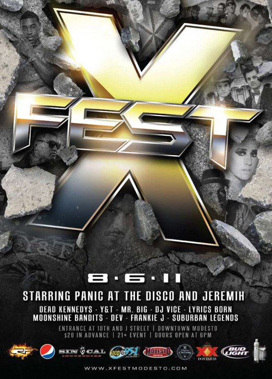 TC will be performing at the 2011 X-Fest 104.1 Hawk Stage. Performances by: Mr. Big, Y&T, Princess Die and yours truly. Tickets $20 at the door. 21+