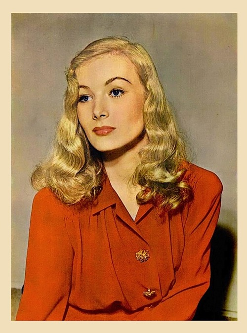 Veronica Lake via