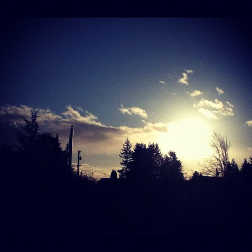 Sunset #2 (Taken with instagram)