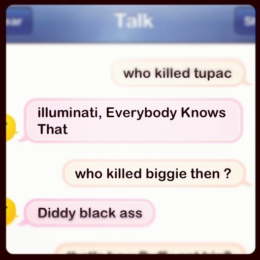 letsgoleef:  silencescreamss:  daywest:  wow  LMFAO OMG SISIMI BE KNOWING  lmao thats wild