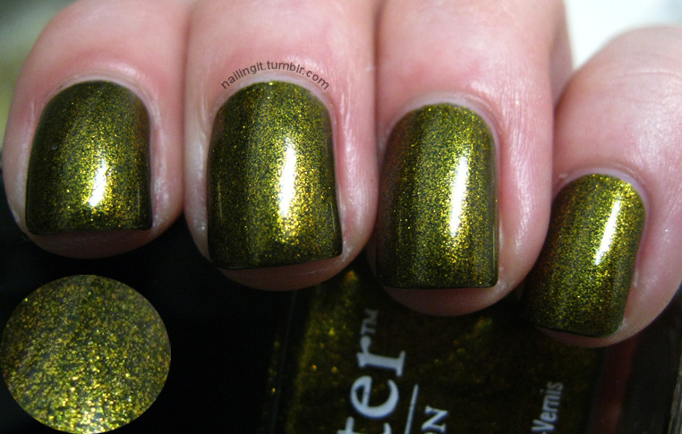 nailingit:  butter london - wallace <3