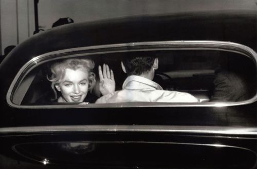 Marilyn said: good-bye..
