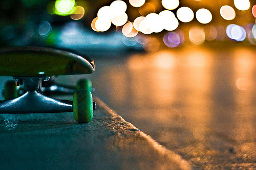pictureimperfection:  I JUST WANT TO SKATE!