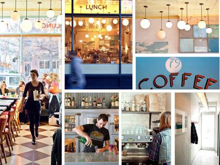 Cafe Colette, NYC.