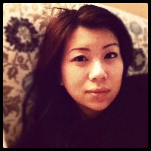 Good night. #me (Taken with instagram)