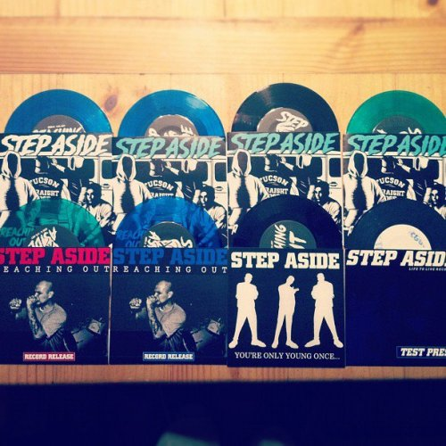 "Step Aside - Reaching Out 7"" collection"