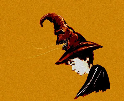 theasian-kid:  the sorting hat, pottermore
