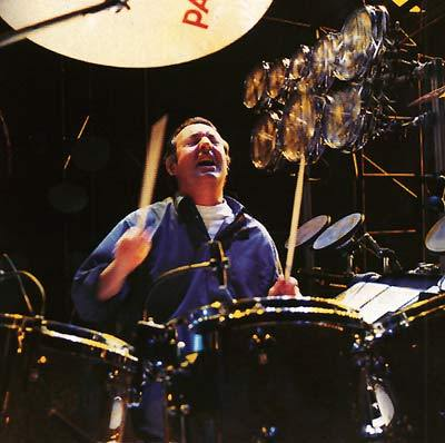 Happy 67th Birthday Nick Mason, Pink Floyd drummer!