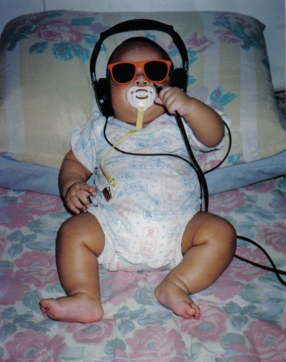 Been Into Music Since I Was a Baby! - Yung AzLaN (click picture to check out my music)