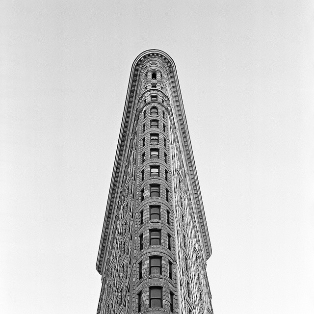 City Icon - Flatiron by topfloor on Flickr.