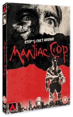 MANIAC COP OFFICIAL ANNOUNCEMENT  Released 16/04/12